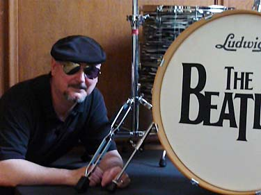 Bill Lyerly Beatles Drums